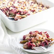 easy leftover turkey casserole recipe with mayonnaise