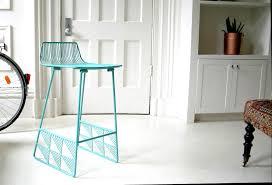 bar stools pier one kubu counter stool leather stools teal bar