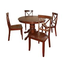 home styles classic 5 piece cherry dining set 5171 308 the home