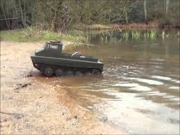 amphibious truck radio controlled amphibious vehicle youtube