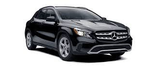 mercedes benz jeep matte black 2018 gla suv mercedes benz canada