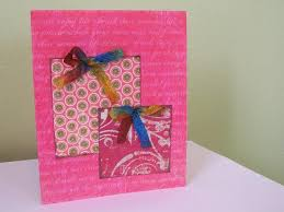 budget handmade card ideas lovetoknow