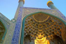 the great mosque or masjid e jameh of isfahan article khan