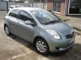 used toyota yaris cars for sale motors co uk