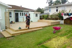 how to build a deck nz prospecs building project gallery renovation project gallery