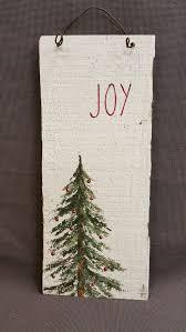 best 25 painted christmas tree ideas on pinterest
