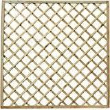 Diamond Trellis Panels Zest4leisure Privacy Diamond Trellis End Panel Fsc Certified