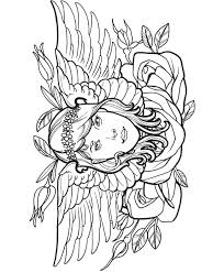 spectacular tattoo design coloring pages coloring