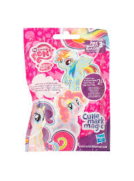 My Little Pony Blind Packs My Little Pony Cutie Mark Magic Blind Bag Figure Topic