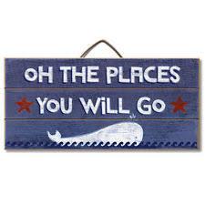 wooden sea life home décor plaques u0026 signs ebay