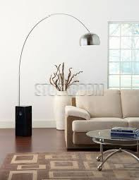 arc floor l marble base arco l original perfect original flos arco l available at
