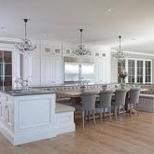 kitchen with large island kitchen island with built in seating decoration hsubili com