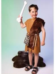 Amazon Halloween Costumes Girls Stone Age Man Costume Boys Girls Size 140 152 Festartikel