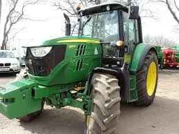 11026848 john deere 6115m 2013 farm machinery
