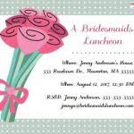 bridal luncheon wording bridal luncheon invitation wording bridesmaids luncheon