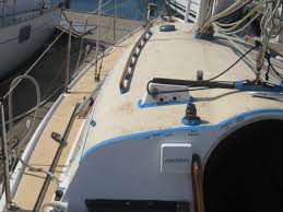 advice on painting non skid areas on deck sailing forums page 1