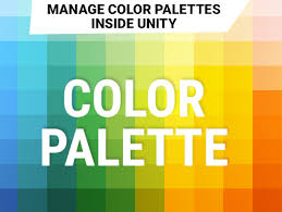 color palette asset store