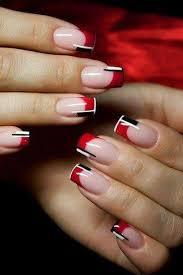 imagenes de uñas pintadas pequeñas de 180 uñas rojas decoradas uñas decoradas nail art
