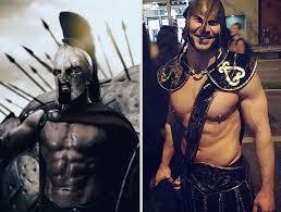 Spartan 300 Halloween Costume 75 Halloween Costumes Men Cool Manly Ideas