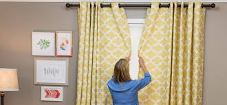 ways to create grommet drapes