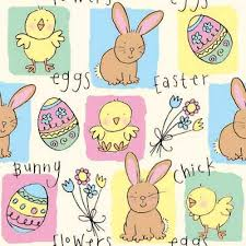 easter wrapping paper freelance illustrator specialising in greetings gift wrap