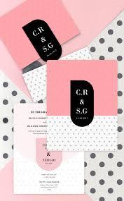 membuat video wedding invitation pink dot pattern wedding invitation kombinasi warna pink yang