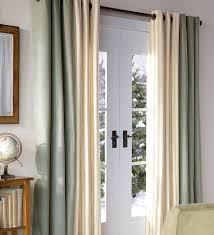 Curtain Patio Door Patio Door Curtain Rods Twinkle