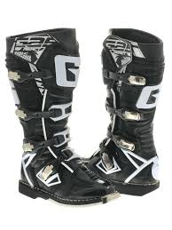 mx riding boots gaerne black react mx boot gaerne freestylextreme america
