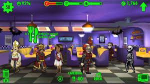 fallout shelter goes halloween themed in latest update vgu