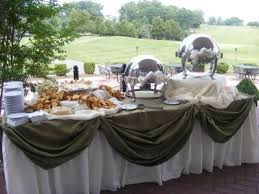 how to make a buffet table decorating buffet table