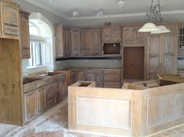 white washed pine cabinets beige kitchen set with white washed cabinet paint also curved island