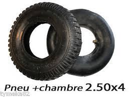 pneu chambre à air pneu chambre a air chariot roue groupe electrogene 2 50x4 dim