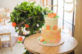 wedding cake harvest kara s party ideas citrus harvest birthday party kara s party ideas