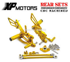 2005 cbr600rr for sale online buy wholesale cbr600rr gold rearsets from china cbr600rr