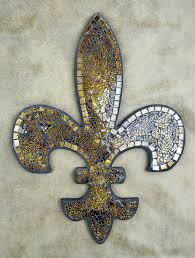 fleur de lis home decor amazon com lulu decor fleur de lis decor wall decorative plaque