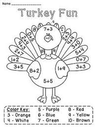 thanksgiving worksheets grade free search angie