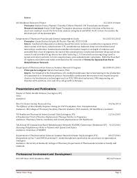 Resume For Pharmacy Students Tang Shidie Resume