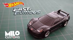 custom honda nsx wheels custom fast u0026 furious mia honda nsx youtube