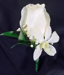 Orchid Boutonniere Prom U2013 Swenson U0026 Silacci Flowers