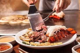 sushi u0026 japanese steakhouse menu benihana