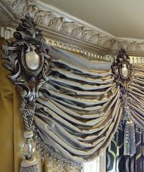 Gorgeous Curtains And Draperies Decor 2210 Best Home Decor Window Treatment Bed Crown Draperies