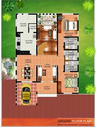 contemporary floor plans house imanada modern home design and