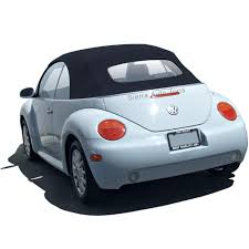 volkswagen beetle 2003 2010 convertible top manual opening top