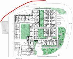 layout of nursing home dillon living center health care floor plan hospital floor plans