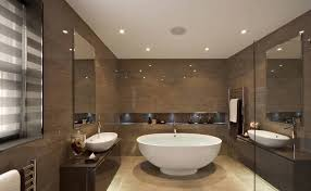 Bathroom Can Lights Bathroom Recessed Lighting Design For Well Recessed Lights For