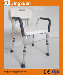 shower chair with handle shower bench bath chair