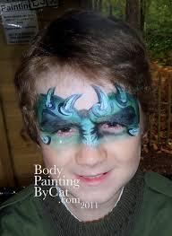 cute u0026 spooky halloween face painting at bewilderwood 2011 u2013 body