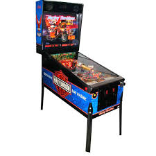buy harley davidson pinball machine 1991 by bally online at 4999