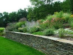 58 best garden retaining walls images on pinterest landscaping