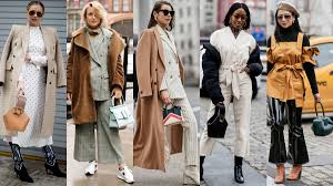 top handle handbags were everywhere on day 3 of new york fashion